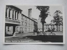 M45 Ansichtkaart Almelo - Rusthuis De Klokkenbelt - 1957 - Almelo