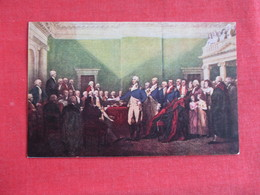 Resignation Of General Washington Dec 23 1783     Ref 2915 - History