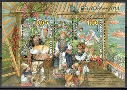 Bulgaria / Bulgarie  2014  - Europa Cept - Block  MNH** - Europa-CEPT