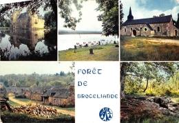 FORET DE BROCELIANDE - Other Municipalities