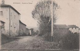 MOIVRONS ENTREE DU VILLAGE - France