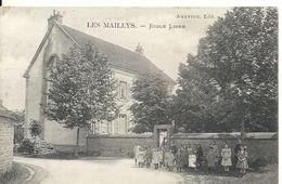LES MAILLYS. ECOLE LIBRE - France