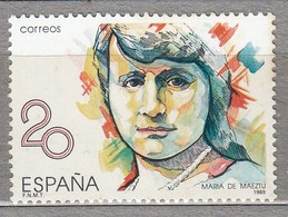 SPAIN ESPAGNE 1989 MNH(**) Mi 2870 #22158 - 1931-Aujourd'hui: II. République - ....Juan Carlos I