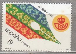 SPAIN ESPAGNE 1987 Horn MNH(**) Mi 2785 #22161 - 1931-Aujourd'hui: II. République - ....Juan Carlos I