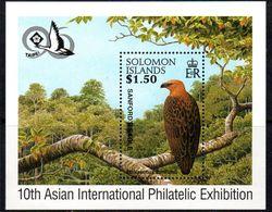 Solomon Islands 1996 Taipei Sea Eagle Bird MS, MNH, SG 869 (B) - Islas Salomón (1978-...)