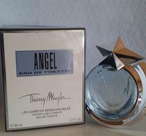 Parfum Femme ANGEL Thierry MUGLER Eau De Toilette COMETE RESSOURCABLE 80 ML Neuf Sous Blister - Homme