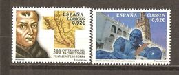 España/Spain-(MNH/**) - Edifil 4850-51 - Yvert 4554-55 - 1931-Hoy: 2ª República - ... Juan Carlos I