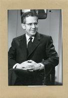 LOUIS MERMAZ  Président De L'assemblée Nationale - Personnes Identifiées