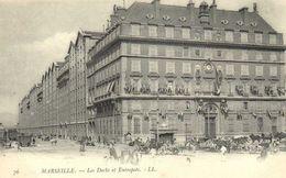 MARSEILLE  Les Cocks Et Entrepots  Precurseur RV - Joliette