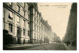 CPA 75 Paris Lycée Louis-Le-grand - Enseignement, Ecoles Et Universités