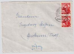 1953, Brief, Sonder - Tarif!  , #a273 - 1945-60 Briefe U. Dokumente