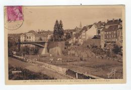 OLORON - Rue Chanzy Vue Des Bords Du Gave D'Aspe - Oloron Sainte Marie