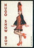 Barcelona. *Hugo Show Boy. Al Son Del Biombio* Impreso Flyer 1999. - Otros
