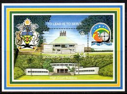 Solomon Islands 1998 20th Anniversary Of Independence MS, MNH, SG 921 (B) - Solomon Islands (1978-...)