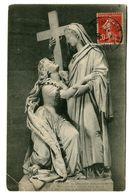 CPA 75 Paris Chapelle Expiatoire Marie-Antoinette Soutenue Par La Religion - Eglises