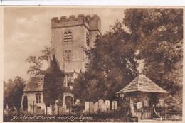 ASHTEAD CHURCH @ LYCHGATE - Surrey