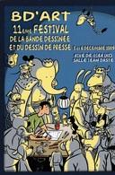 Carte Postale DELOUPY Festival BD Rive De Gier 2009 (Love Story à L'iranienne - Cartes Postales