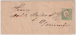 DR, 1872, Streifband, Mi. 55.- + , #a277 - Deutschland