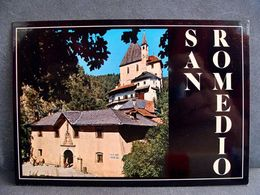 (FG.B15) PREDAIA - SANTUARIO DI SAN ROMEDIO - VAL DI NON (TRENTO) - Trento