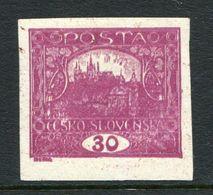 1919- CECOSLOVACCHIA- RARE STAMP IMPERF. - 1 VAL. M.N.H.- LUXE !! - Cecoslovacchia