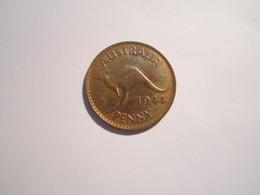 --1--pièce Penny 1944 Kangourou Australie--TTB+++ - Monnaie Pré-décimale (1910-1965)