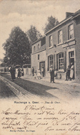 Roclenge S. Geer - Rue De Geer (top Animation, Commerce, Hardy-Tixhon, 1902) - Bassenge