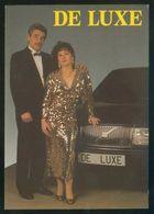 *De Luxe* Auto: Volvo. Impreso 105x149 Mms. Sin Datos. Dorso En Blanco. - Espectáculo