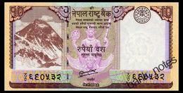 NEPAL 10 RUPEES 2012 Pick 70 Unc - Nepal
