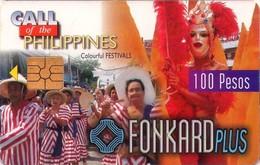 TARJETA TELEFONICA DE FILIPINAS (CHIP - EXPIRY 09.30.99) (028). - Philippines