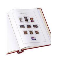 KABE Springback Binder ATLAS, Incl. Slipcase, Blue - Albums & Binders