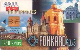 TARJETA TELEFONICA DE FILIPINAS (CHIP - EXPIRY 10.31.99) (020). - Philippines