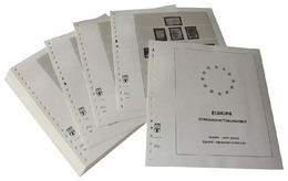 Europe CEPT Community Issues EU Countries - Supplement Year 2017 - Albums & Binders