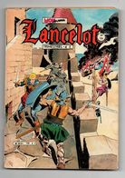 Lancelot N°128 Au Péril De La Mer - Bingo Le Nuage Bleu - Diavolo Corsaire De La Reine - Virgile Poète Des Champs 1981 - Lancelot