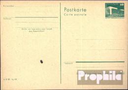 DDR P84 Amtliche Postkarte Ungebraucht 1982 Bauwerke - Postales - Nuevos