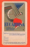 Carte Assorbenti EUCARDINA Tonico Anni 40/50 - Carte Assorbenti