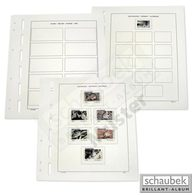 ATM Sheets Canaday/10 Spaces Brillant - Albums & Binders
