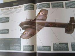 "REVDIV14 Revue ALTAYA ""BOMBARDIERS DE LA SECONDE GUERRE MONDIALE"" N°39 : ARMSTRONG WITHWORTH , 12 Pages , Monographie , - Aviation"