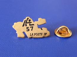 Pin's La Poste PTT - ACE 57 - Meurthe Et Moselle - France Télécom (QC25) - Mail Services