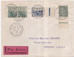 1440 - Orphelins - 1927-1959 Cartas