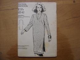 Patron Patroon ENSEMBLE Femmes D'aujourd'hui MODE Vintage - Patrons