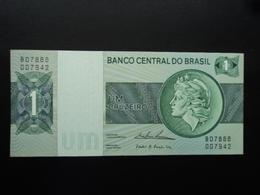 BRÉSIL : 1 CRUZEIRO   ND 1975   P 191Ab   NEUF - Brésil