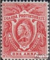Ouganda 60a Avec Charnière 1898 Viktoria - Uganda (...-1962)