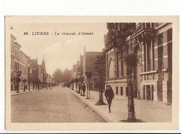 Belgique - Lierre (Lier) La Chaussée D'Anvers - Lier