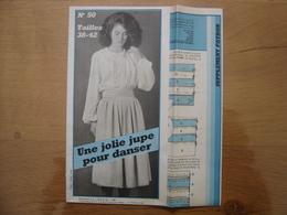 Patron Patroon JUPE POUR DANSER Femmes D'aujourd'hui MODE Vintage - Patrons