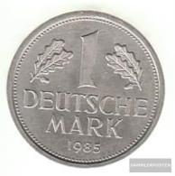 FRD (FR.Germany) Jägernr: 385 1992 D Stgl./unzirkuliert Copper-Nickel Stgl./unzirkuliert 1992 1 German Mark Bundesadler - 1 Mark