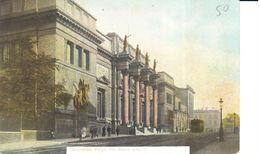 Bruxelles - CPA - Brussel - Palais Des Beaux Arts - Places, Squares