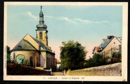 BOULAY  (Moselle)  Eglise Et Hôpital - Boulay Moselle