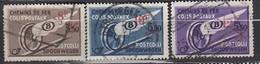 BELGIEN Postpaket 1946 -  MiNr: 18-20 Komplett  Used - Bahnwesen