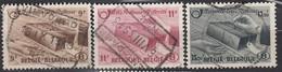 BELGIEN Postpaket 1948 -  MiNr: 27-29 Komplett  Used - Bahnwesen