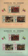 Ref. 54317 * NEW *  - ECUADOR . 1967. GAMES OF THE XIX OLYMPIAD. MEXICO 1968. 19 JUEGOS OLIMPICOS VERANO MEXICO 1968 - Ecuador